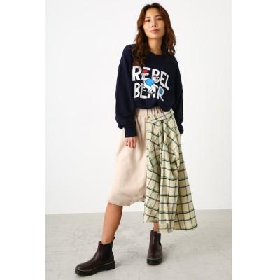 【ロデオクラウンズ/RODEO CROWNS】 カスタムFスカート