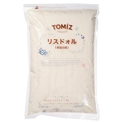 リスドォル(日清製粉) / 2.5kg TOMIZ(富澤商店) フランス/ハードパン用粉(準強力粉) 準強力小麦粉