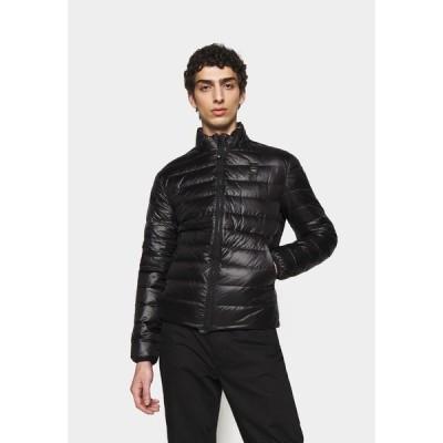 ブラウアー ジャケット&ブルゾン メンズ アウター Down jacket - black