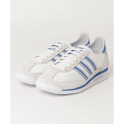 スニーカー adidas アディダス SL 72  FV9782 フットウェアホワイト/ブルー/グレーワン