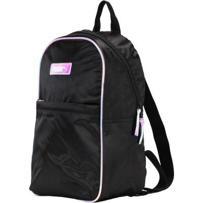 プーマ PUMA バックパック&ヒップバッグ ブラック ポリエステル 90% / 熱可塑性ポリウレタン 10% バックパック&ヒップバッグ