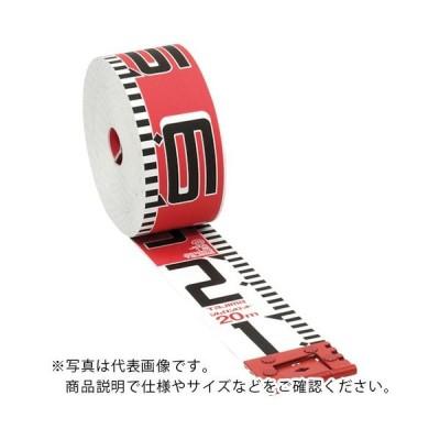 タジマ シムロンロッド 長さ20m 1mアカシロ仕様 紙箱 ( SYR-20K ) (株)TJMデザイン