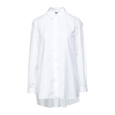 アスペジ ASPESI シャツ ホワイト 38 コットン 100% シャツ