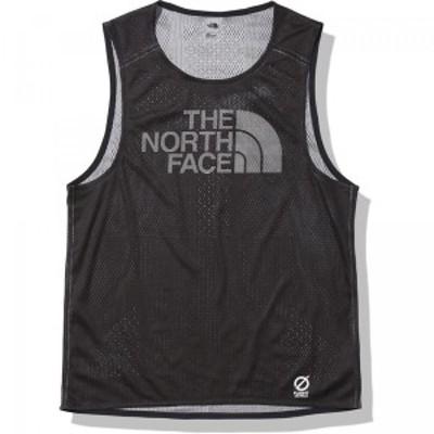 ザノースフェイス(THE NORTH FACE) ノースリーブシャツ スリーブレスフライトハイパーベントクルー(メンズ) NT12171-K