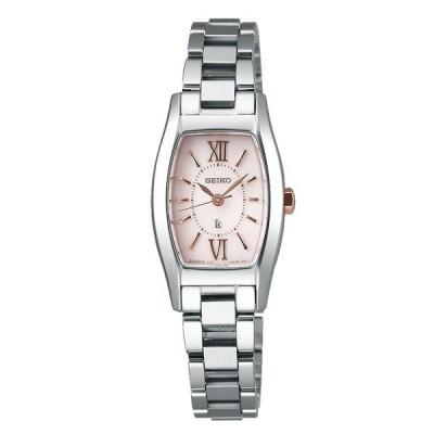 セイコー ルキア SEIKO LUKIA SSVR131 [正規品] ソーラー レディース 腕時計 ピンク