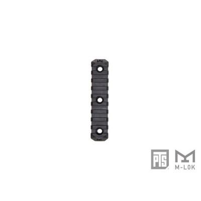 【PTS】Enhanced レイルセクション/M-LOK 9 Slots (BK)