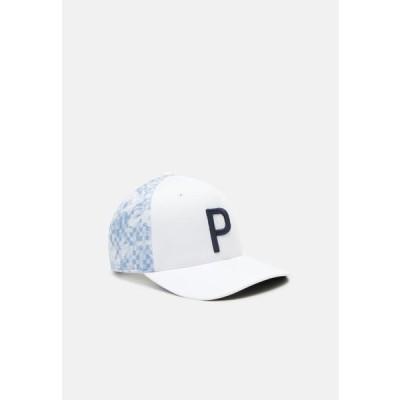 プーマ メンズ アクセサリー BIT FLORAL SNAPBACK - Cap - bright white