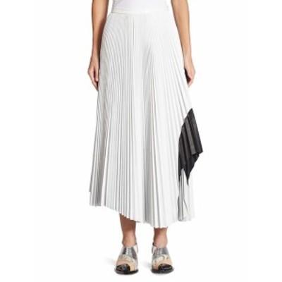 プロエンザ スクーラー レディース スカート Pleated Leather Skirt