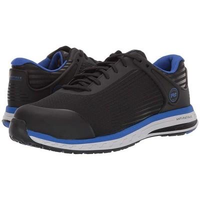 ティンバーランド Drivetrain Composite Safety Toe メンズ スニーカー 靴 シューズ Black/Blue