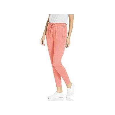 特別価格ROXY レディース Just Yesterday 快適パンツ US サイズ: Large カラー: ピンク好評販売中