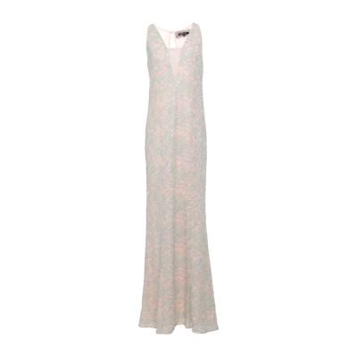 パトリティア ペペ セーラ PATRIZIA PEPE SERA ロングワンピース&ドレス ピンク 42 ナイロン 100% / ポリエステル ロン