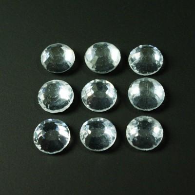 デコ ラインストーン クリスタル   machine cut stone 3mm 80個