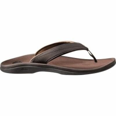 オルカイ OluKai レディース サンダル・ミュール シューズ・靴 Ohana Sandal Dark Java/Dark Java