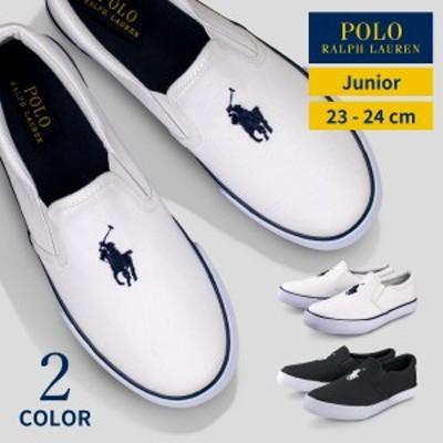 ポロ ラルフローレン POLO RALPH LAUREN キャンバスシューズ 靴 スニーカー 正規品 セススリッポン SETH SLIPON