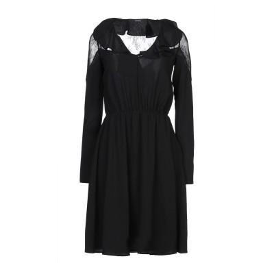ゲス GUESS ミニワンピース&ドレス ブラック XS ポリエステル 97% / ポリウレタン 3% ミニワンピース&ドレス