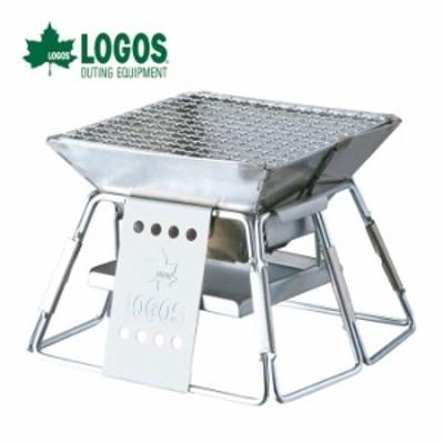 LOGOS ロゴス ピラミッドグリル・コンパクト 81063112 バーベキュー用品