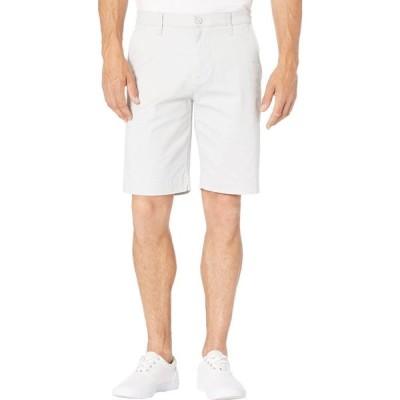 ユーエスポロアッスン U.S. POLO ASSN. メンズ ショートパンツ ボトムス・パンツ Hartford Stretch Twill Shorts Grey Dawn