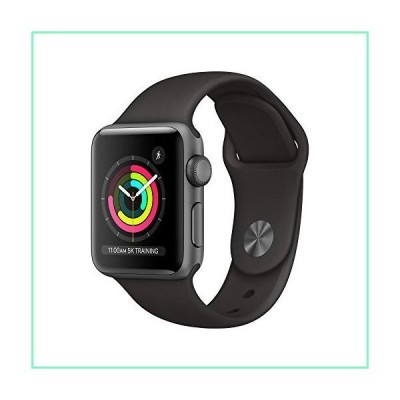 Apple Watch Series 3 (GPS)。 38mm MTF02LL/A【並行輸入品】