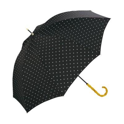 Wpc./KiU / 【オンライン限定】 雨傘 ベーシックバンブーアンブレラ(晴雨兼用) WOMEN ファッション雑貨 > 長傘