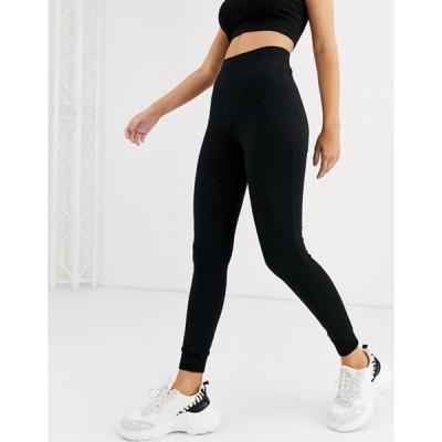 エイソス レディース カジュアルパンツ ボトムス ASOS DESIGN basic stretch super skinny sweatpants in organic cotton