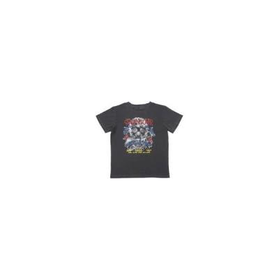 中古Tシャツ(男性アイドル) 高橋優 TシャツB(髑髏) ダークグレー Lサイズ 「高橋優 LI