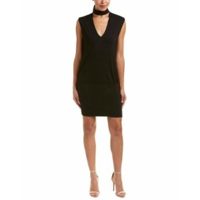 ファッション ドレス Bailey44 Choker Blouson Dress Xs Black