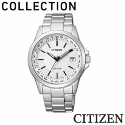 CITIZEN シチズンコレクション CB1090-59A ソーラー電波時計 メンズ 腕時計【正規販売店】