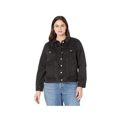 Madewell The Plus Jean Jacket in Lunar Wash レディース コート アウター Lunar Wash