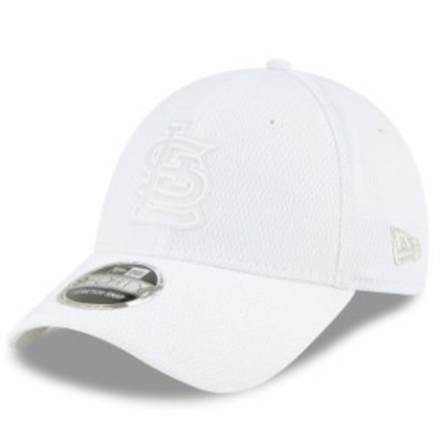 New Era ニュー エラ スポーツ用品  New Era St. Louis Cardinals White 2019 Players Weekend 9FORTY Adjustable Hat