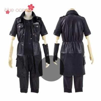 ファイナルファンタジー15 FinalFantasy15 ノクティス・ルシス・チェラム 風 コスプレ衣装  cosplay ハロウィン  仮装