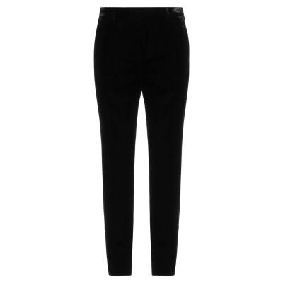 SAINT LAURENT パンツ ブラック 52 レーヨン 60% / コットン 40% パンツ