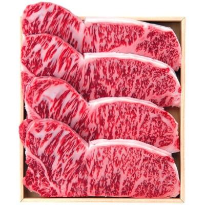 内祝い 柿安本店 黒毛和牛サーロインステーキ用