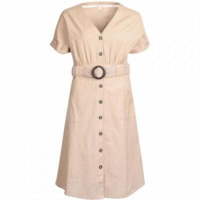 バブアー Barbour レディース ワンピース ワンピース・ドレス Saltwater Dress Sand