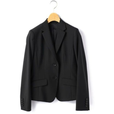KEITH Lサイズ/キースエルサイズ ウールストレッチ ジャケット ブラック 46