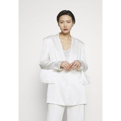 ピンコ ジャケット&ブルゾン レディース アウター BRIOCHES GIACCA - Blazer - white