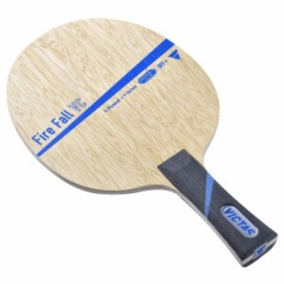 VICTAS 027754 卓球 ラケット ファイヤーフォールVC FL ビクタス18SS【取り寄せ】