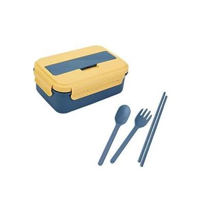 弁当箱 子供 大人 レディース ランチボックス 日本スタイル 環境に優しい ランチボックス 3コンパートメント 漏れ防止 台所用品セット 電子レンジ対