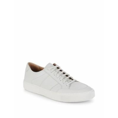 ヴィンス メンズ スニーカー Leonard Leather Platform Sneakers