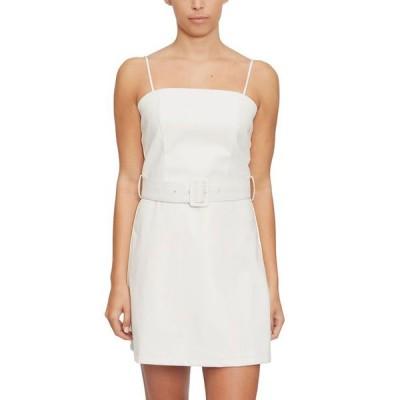 ルーシーパリ レディース ワンピース トップス Belted Fit & Flare Mini Dress