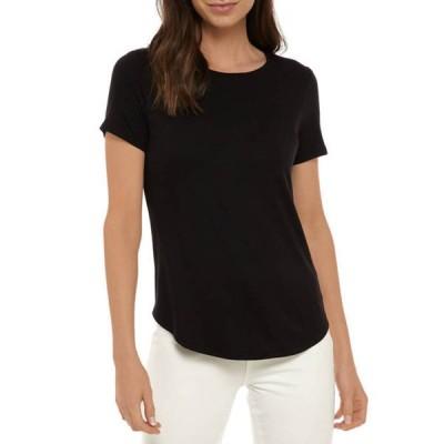 ザ・リミティッド レディース Tシャツ トップス Women's Short Sleeve Knit T-Shirt