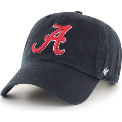 フォーティセブン 47 メンズ キャップ 帽子 Alabama Crimson Tide Clean Up Adjustable Hat