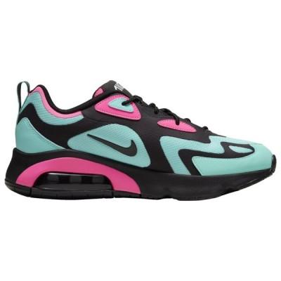 ナイキ メンズ マックス200 Nike Air Max 200 スニーカー Hyper Turquoise/Black/Pink Blast/White