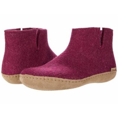グリオプス サンダル シューズ メンズ Wool Boot Leather Cranberry