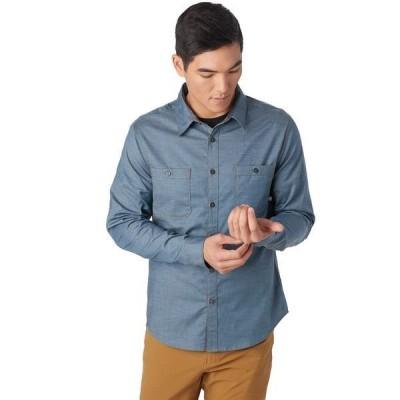 バックカントリー メンズ シャツ トップス Aven Chambray Button-Up Shirt