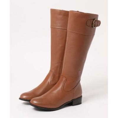 Xti Shoes / FELICE FERIE 本革 ベーシックロングブーツ WOMEN シューズ > ブーツ