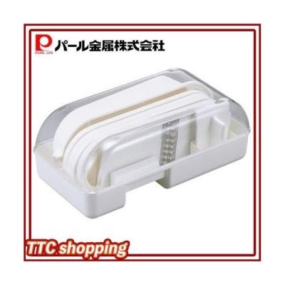 パール金属 ENJOY KITCHEN 4プレート野菜調理器セット 【日本製】 C-4671