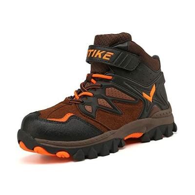 海外正規品 並行輸入品 アメリカ直輸入 Boys Snow Boots Kids Winter Waterproof Slip Resistant Co