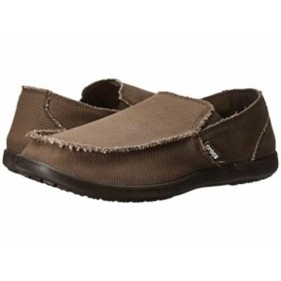 crocs クロックス メンズ 男性用 シューズ 靴 ローファー Santa Cruz Espresso/Espresso【送料無料】