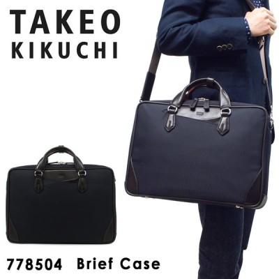 タケオキクチ ビジネスバッグ 3WAY メンズ ジェッター 778504 TAKEO KIKUCHI ブリーフケース [PO5]