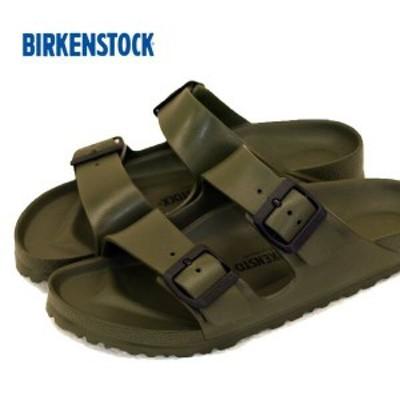 ビルケンシュトック BIRKENSTOCK Classic Arizona EVA 129493 アリゾナ サンダル カーキ レディース/メンズ